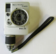 Bell & Howell CanonDial 35mm Half Frame Film Camera w/ 28mm f/2.8 Lens Vintage