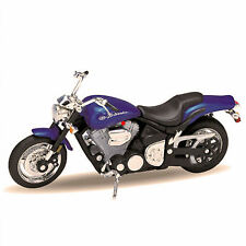 Welly Modell 1:18 Yamaha 2002 Road Star Warrior