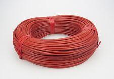 10 m Resistencia electrica de silicona fibra de carbono calefaccion infrarojo