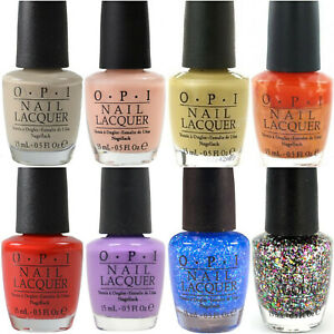 OPI Nail Polish 15ml - Clearance Stock