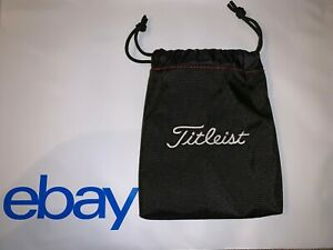 New Titleist Surefit Pouch VG3 TS2 TS3 TSi 917D3 Wrench Weights & Balls Bag