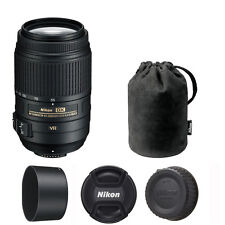 Nikon 55-300mm f/4.5-5.6G VR ED AF-S DX for Nikon SLR Cameras, BRAND NEW