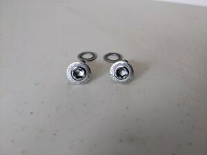 Campagnolo Square Taper Crank Arm Bolts + Washers FC-RE104