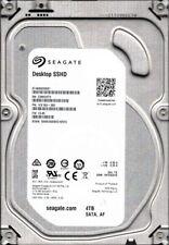 ST4000DX001 P/N: 1CE168-300 F/W: CC45 TK Z30 Seagate 4TB Desktop SSHD