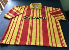 West Bromwich Albion WBA FC 1992-93 Football Away Shirt Size 38/40