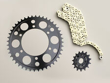Driven Racing RK Chain and EVO Sprocket Set for Honda CBR 600RR (2003-2006) +4