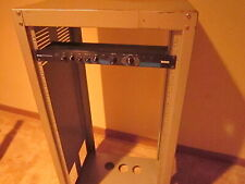 MUSIC EQUIPMENT RACK INDUSTRIAL METAL LOCAL PICKUP ONLY!!