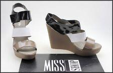 Clubwear Multi-Colored Synthetic Heels for Women