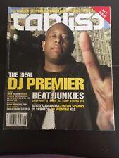 Tablist magazine Volume 2 / Issue 2, The Ideal Dj Premier- Beat Junkies