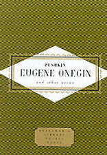 Eugene Onegin And Other Poems by Aleksandr Sergeevich Pushkin (Hardback, 1999)