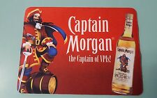 Captain Morgan Spiced Rum Mouse Pad To Life, Love, and Loot