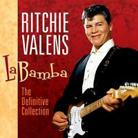 Ritchie Valens - La Bamba Definitive Collection - Best Of - Greatest Hits 2CD