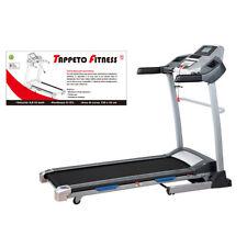 Tapis roulant elettrico professionale cardio fitness corsa palestra 16km/h run