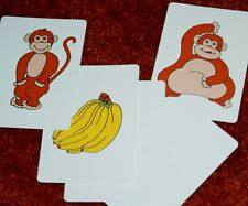 Abra-Banana -- monkey shines packet effect -- fun for kids and adults       TMGS