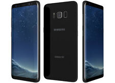 NEW Samsung Galaxy S8 SM-G950U AT&T Unlocked 64GB Android SmartPhone Black