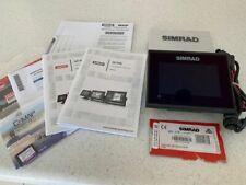 Simrad Go5 Xse Gps Chartplotter Fishfinder with Cmap Pro (no transducer)