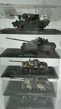 modellismo mezzi militari - collezione di carri armati da edicola