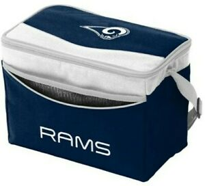Los Angeles Rams 12pk Blizzard Cooler Lunch Bag Lunchbox