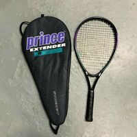 Prince Synergy Extender Tennis Racket 4 1/2 Grip with Bag