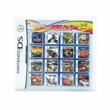 502 in 1 Video Game Cartridge Card Compilation for Nintendo DS 3DS 2DS Consoles