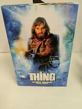 New NECA The Thing Ultimate Macready (Station Survival) Version Action Figure