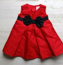 Carters Just One You baby girl dress 3 months red dressy holiday Christmas fancy