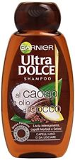 Garnier Ultradolce Shampoo al Cacao e Olio di Cocco 250ml #8140