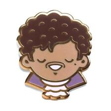 THE PURPLE ONE PRINCE ENAMEL PIN BY 100% SOFT