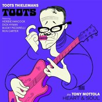 Toots Thielemans / Tony Mottola: Toots + Heart & Soul (2 Lps On 1 Cd)