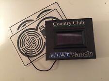 FIAT PANDA OLD 141a 4X4 VOLTMETRO PERSONALIZZATO COUNTRY CLUB