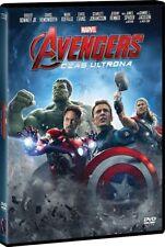 AVENGERS: CZAS ULTRONA (AVENGERS: AGE OF ULTRON) - DVD