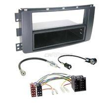 Smart ForTwo 07-10 1-DIN radio de voiture Set d'installation Câble adaptateur