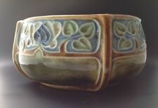 RARE ANTIQUE DOULTON LAMBETH OPEN BOWL - FRANCIS (FRANK) C POPE c.1912-1925