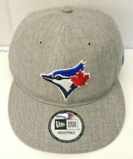 Toronto Blue Jays Era 59fifty Snapback Baseball Hat Gray - Retro-crown