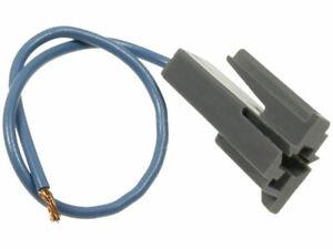 For 1985 GMC Safari Carburetor Choke Thermostat Connector SMP 75332VG