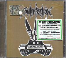 MORTIFICATION - TWENTY YEARS IN THE UNDEGROUND - 2 CD (NUOVO SIGILLATO)