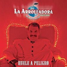 La Arrolladora Limon : Huele a Peligro CD