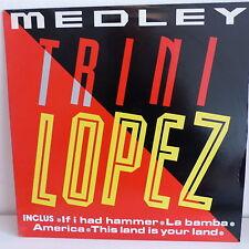 """MAXI 12"""" TRINI LOPEZ Medley If i had a hammer ... 877321 1"""