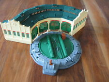 Tidmouth Sheds & Turntable Track master Set Thomas And Friends ( Fisher Price )
