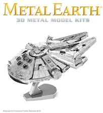 Fascinations Metal Earth ICONX Large Star Wars Millennium Falcon 3D Model Kit