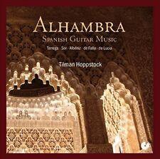 Sor / Tarrega / Albe - Alhambra-Spanish Guitar Music [New CD]