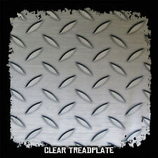 """OHG CLEAR TREAD PLATE 5' Film Roll (40"""" Wide) (16 SQ FT) (1.5 Meters)"""