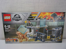 Lego Jurassic World Stygimoloch Laboratory Breakout 75927