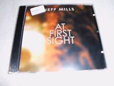 Jeff Mills - At First Sight - CD  OVP