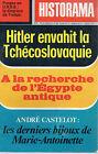 HISTORAMA N° 294 TROTSKI - TVHCOSLOVAQUIE - MARIE -ANTOINETTE - RICHELIEU