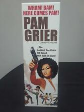 Ooak Custom Made Pam Grier Doll And Box