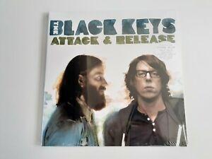 THE BLACK KEYS - ATTACK & RELEASE VINYL LP RECORD + CD 2008 NEW/SEALED 292476-1
