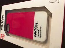 PANTONE UNIVERSE IPHONE 5 CASE ~HARD CASE 4 IPOHNE 5 18-2436 FUCHSIA PURPLE