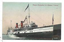 Steamer CORONA, Circa 1910
