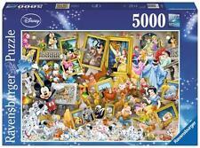 RAVENSBURGER DISNEY JIGSAW PUZZLE ARTISTIC MICKEY 5000 PCS  #17432